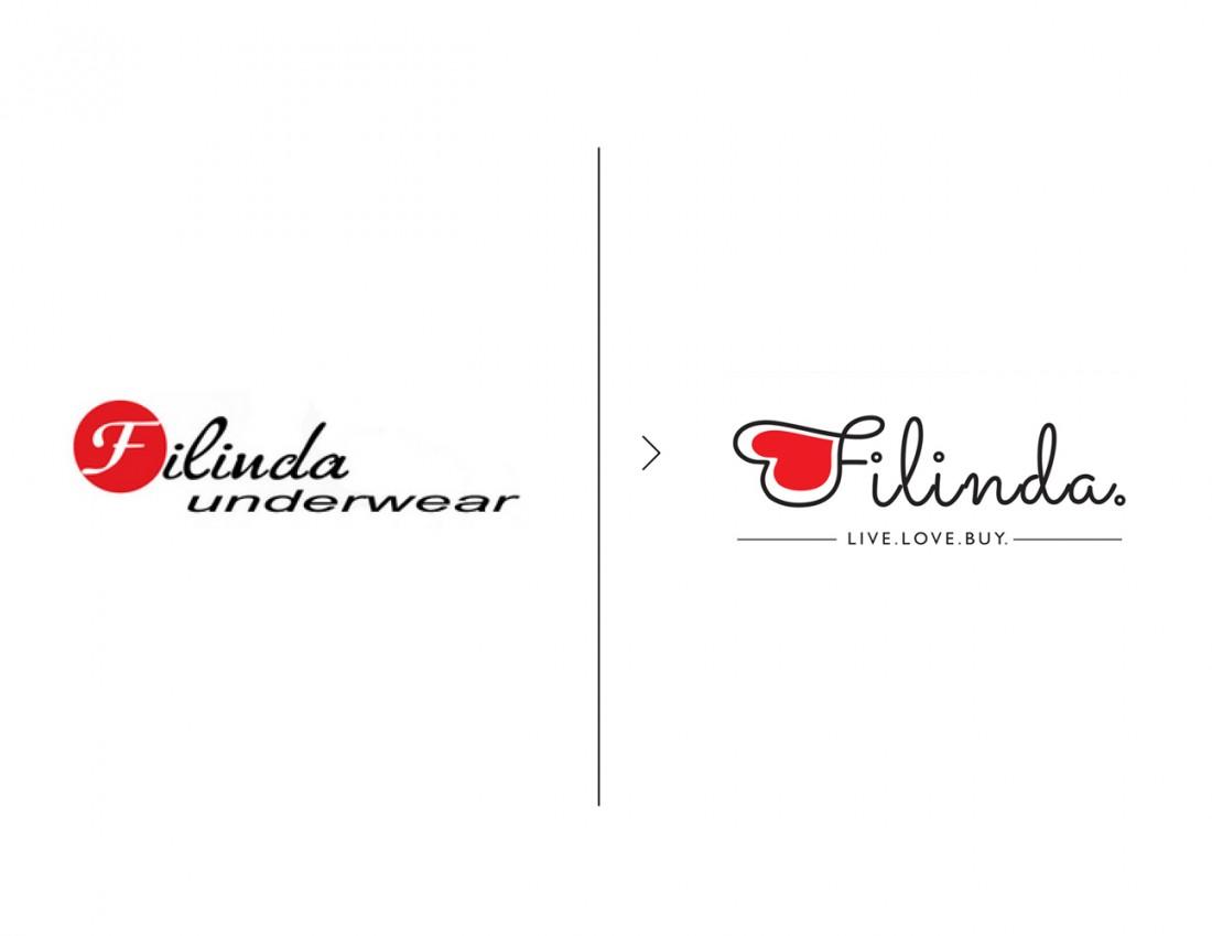 Filinda Logo Redesign