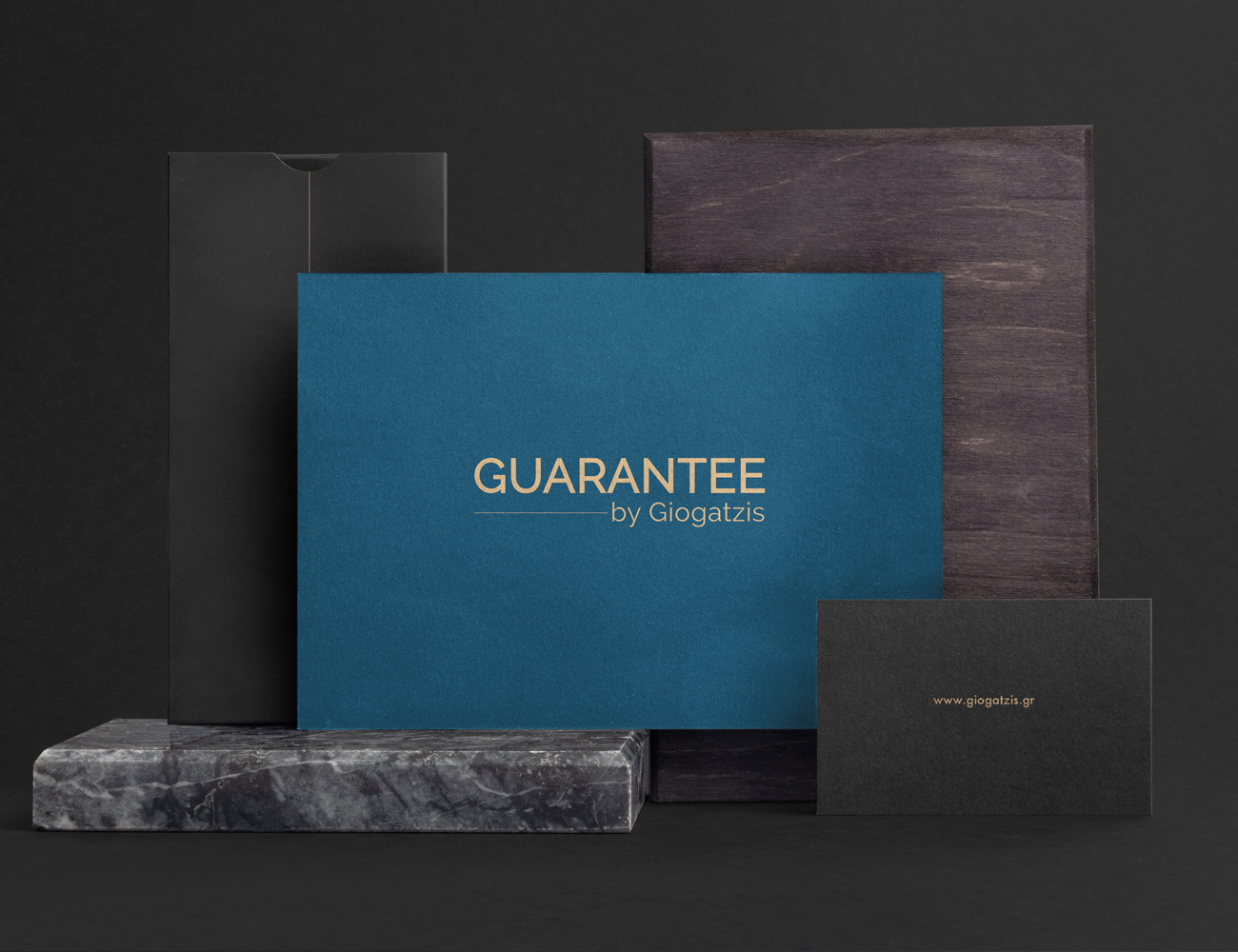 Guarantee by Giogatzis