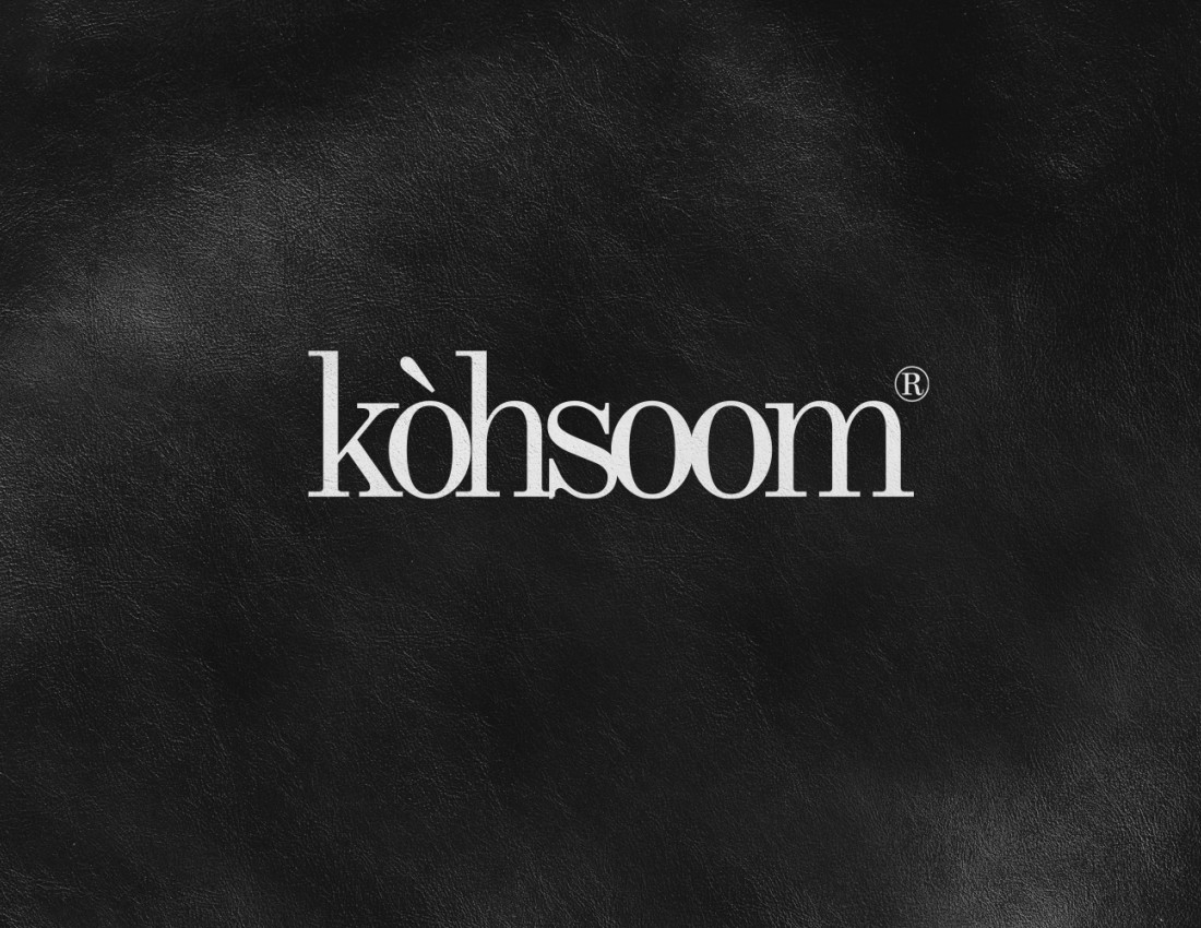 Kohsoom  Design Logo