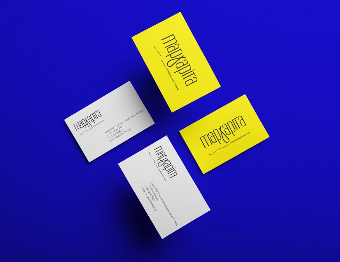 Margarita Business Card