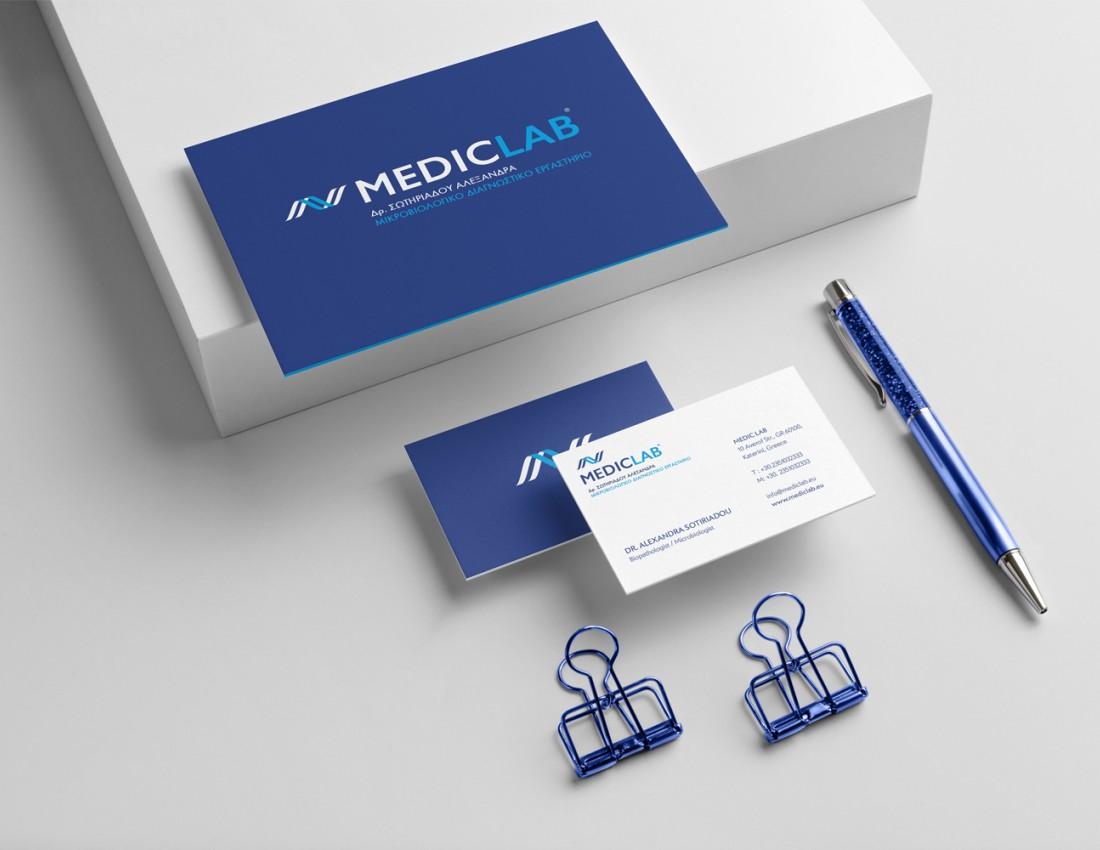 MedicLab Corporate Identity