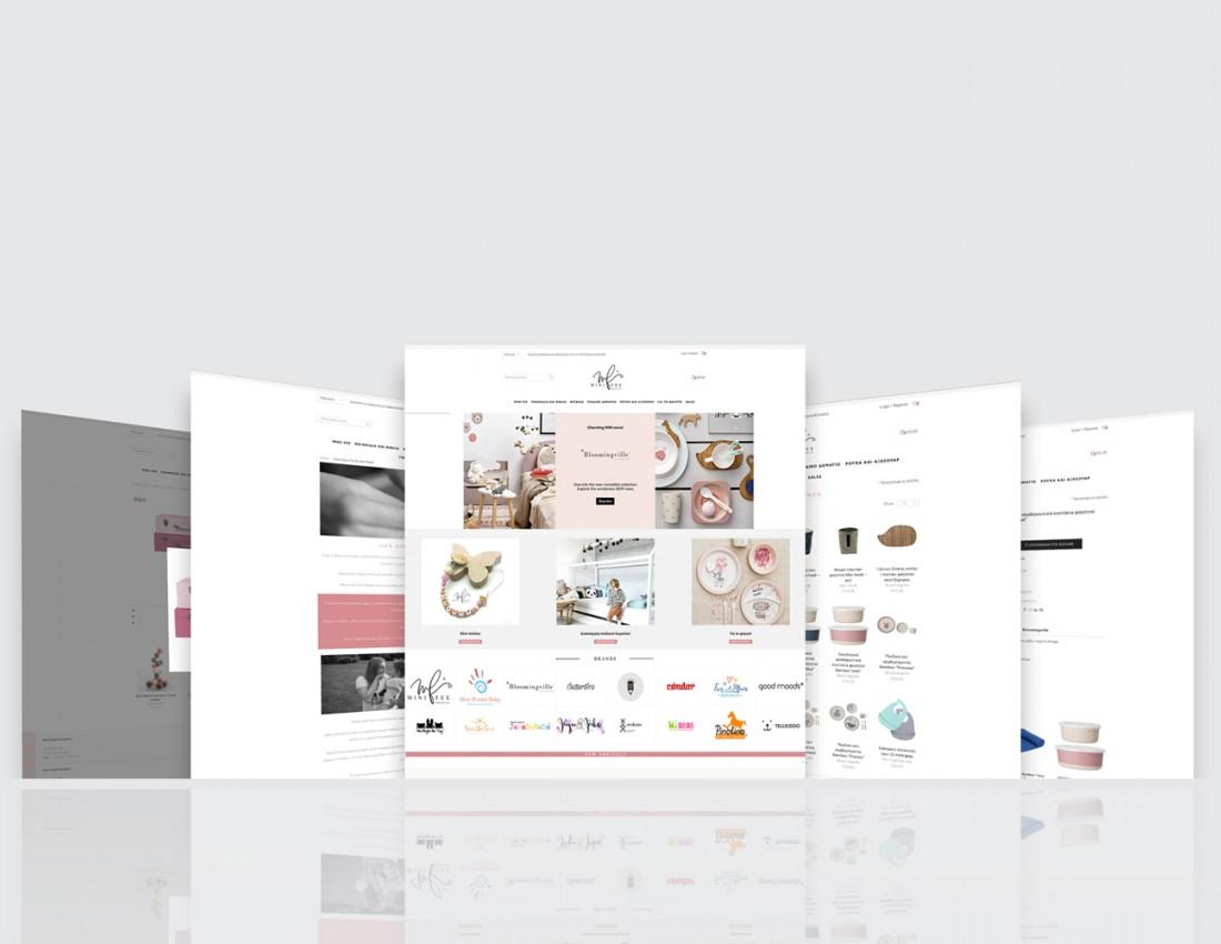Mini Fee Web Design